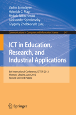 ICTERI 2012 Post-Proceedings